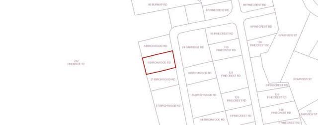 Lot 15 Birchwood Rd L:15P, Holliston, MA 01746 (MLS #72827779) :: EXIT Realty