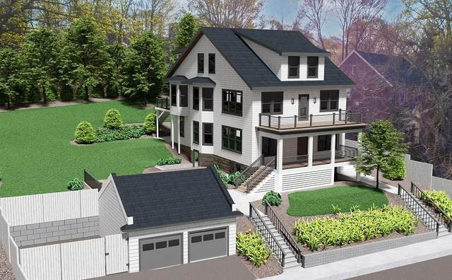 186-188 Mason Ter #186, Brookline, MA 02446 (MLS #72827799) :: Spectrum Real Estate Consultants