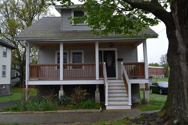 12 Sewall St., Quincy, MA 02170 (MLS #72827828) :: Boylston Realty Group