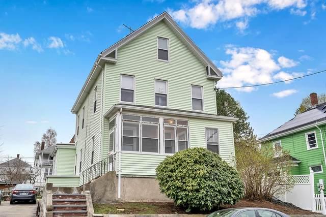 27 Wellsmere Rd, Boston, MA 02131 (MLS #72827842) :: Westcott Properties