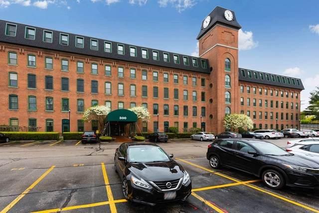 300 Front St #410, Pawtucket, RI 02860 (MLS #72827861) :: Westcott Properties