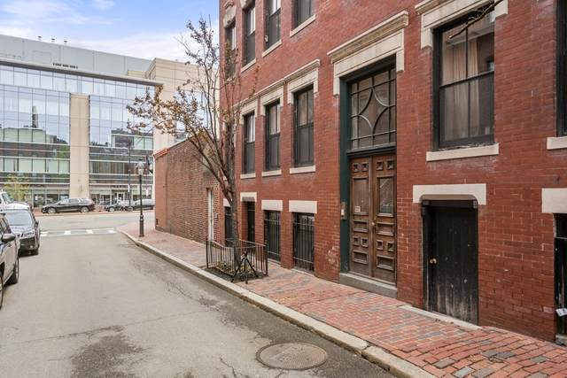 8-12 South Russell, Boston, MA 02114 (MLS #72827877) :: Revolution Realty