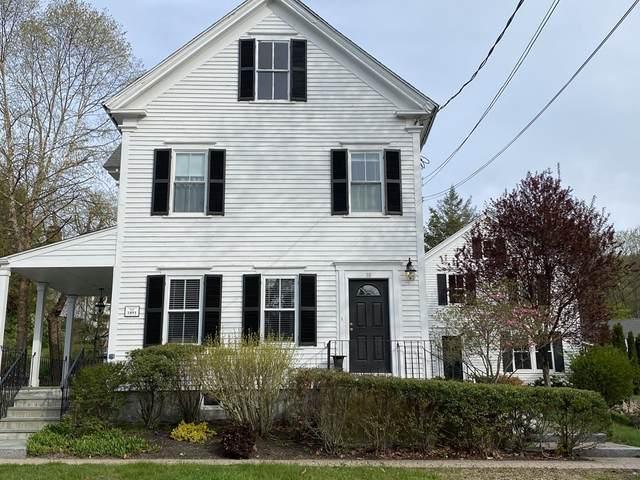 3 Littleton Rd B, Harvard, MA 01451 (MLS #72827897) :: Walker Residential Team
