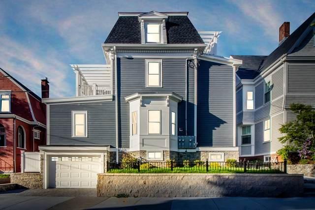 85 Munroe Street #1, Somerville, MA 02143 (MLS #72827915) :: Boylston Realty Group
