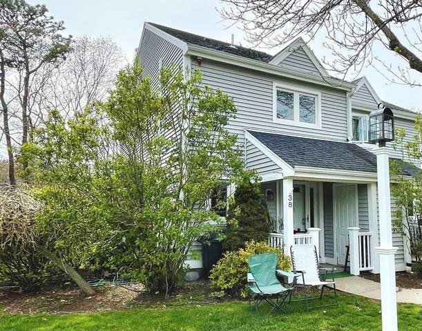 38 Westcliff Dr #38, Plymouth, MA 02360 (MLS #72828005) :: Boylston Realty Group