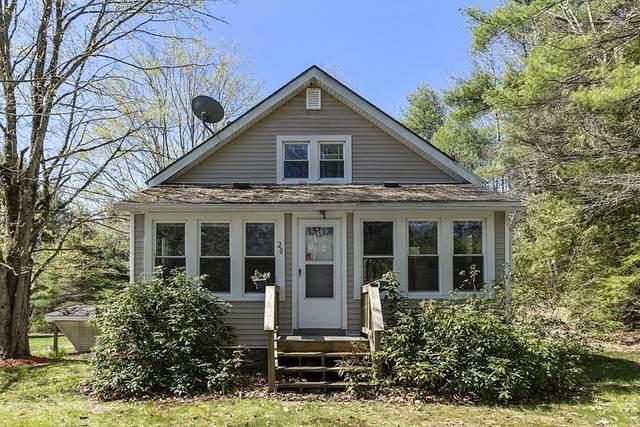 20 Brooks Village Rd, Phillipston, MA 01331 (MLS #72828007) :: Boylston Realty Group