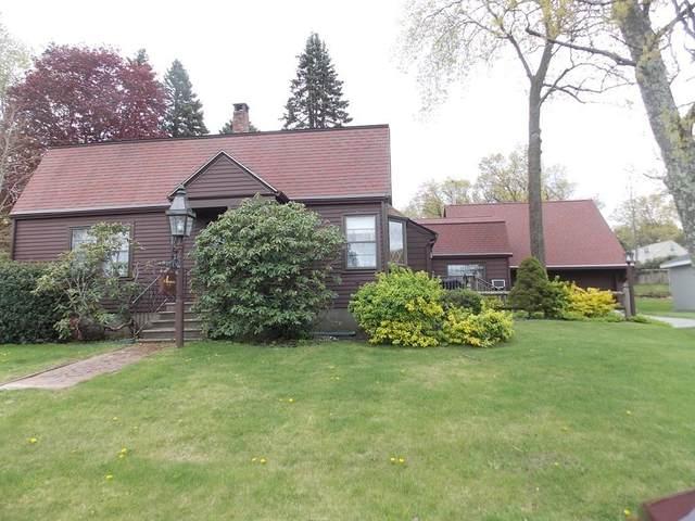 5 Barbara St., Millbury, MA 01527 (MLS #72828014) :: Westcott Properties
