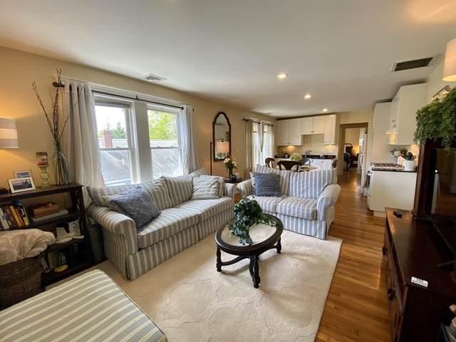 38 Grossman 2L, Quincy, MA 02169 (MLS #72828015) :: Westcott Properties