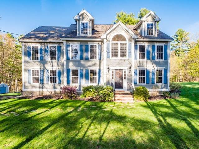 254 Hall Street, Dunstable, MA 01827 (MLS #72828038) :: Westcott Properties