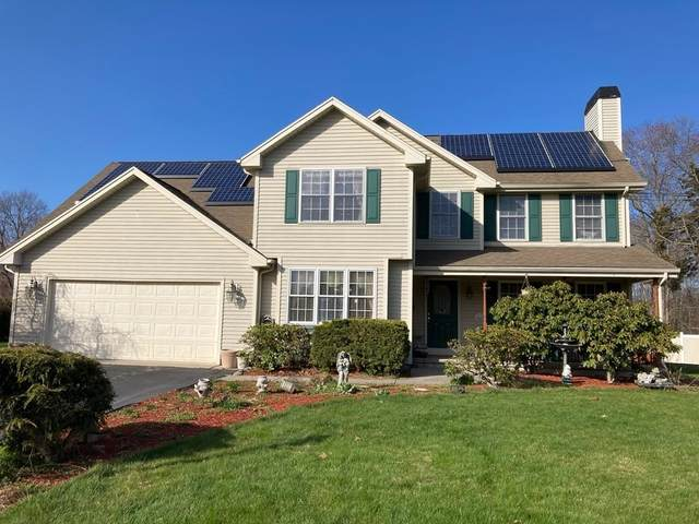 172 Brook St, Rehoboth, MA 02769 (MLS #72828045) :: Boylston Realty Group