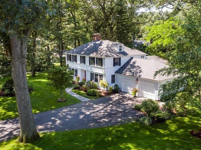 132 Rugby Rd, Longmeadow, MA 01106 (MLS #72828084) :: NRG Real Estate Services, Inc.