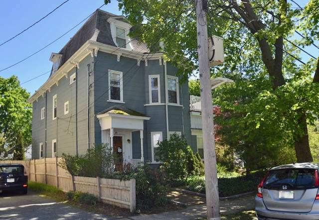 25 Teel Street #1, Arlington, MA 02474 (MLS #72828151) :: Revolution Realty