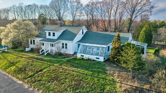 574 North Gulf Road, Belchertown, MA 01007 (MLS #72828180) :: Zack Harwood Real Estate | Berkshire Hathaway HomeServices Warren Residential