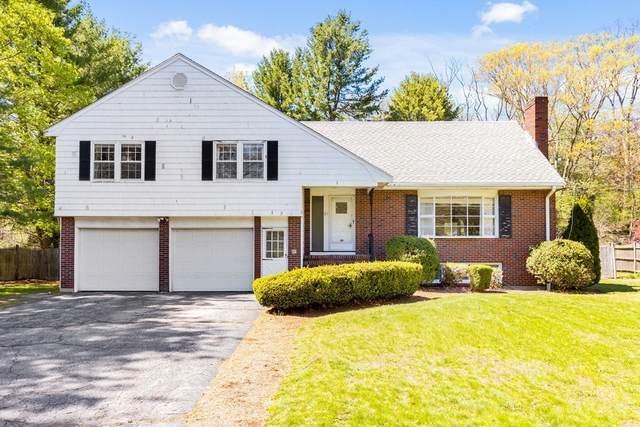 91 Johnson Rd, Winchester, MA 01890 (MLS #72828209) :: East Group, Engel & Völkers