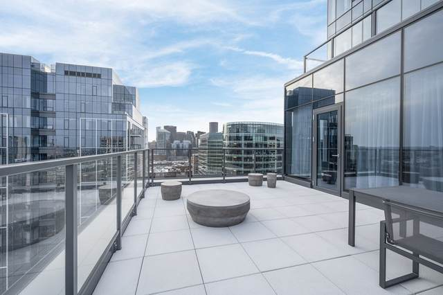 135 Seaport Boulevard #2107, Boston, MA 02210 (MLS #72828252) :: Westcott Properties
