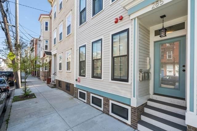 285 Sumner St #3, Boston, MA 02128 (MLS #72828284) :: Revolution Realty