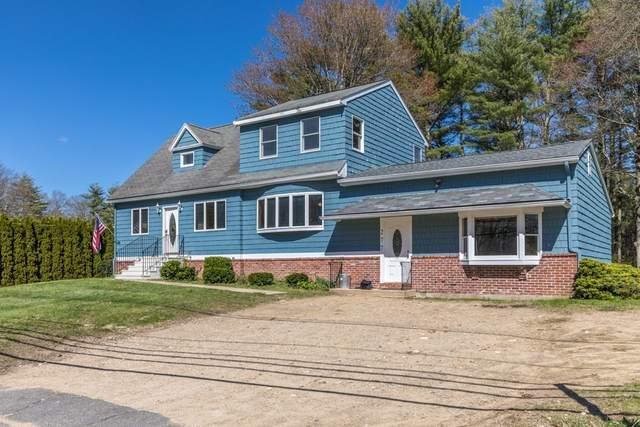 277 Baldwinville Road, Templeton, MA 01468 (MLS #72828331) :: DNA Realty Group