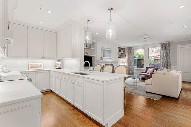 44 Chestnut St #1, Boston, MA 02108 (MLS #72828362) :: Westcott Properties