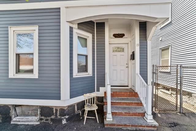 19 Lincoln St, Boston, MA 02122 (MLS #72828364) :: Westcott Properties