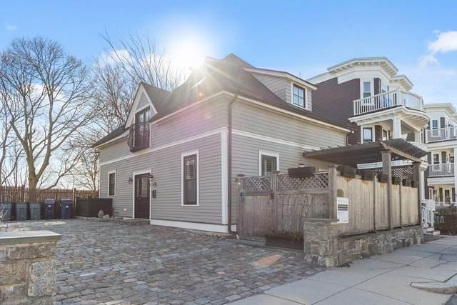 76 Downer Ave #3, Boston, MA 02125 (MLS #72828375) :: Westcott Properties