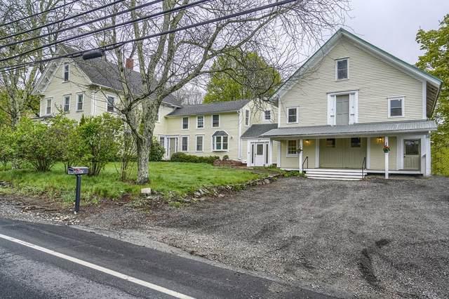 57 Pleasant Street, Epping, NH 03042 (MLS #72828449) :: Westcott Properties