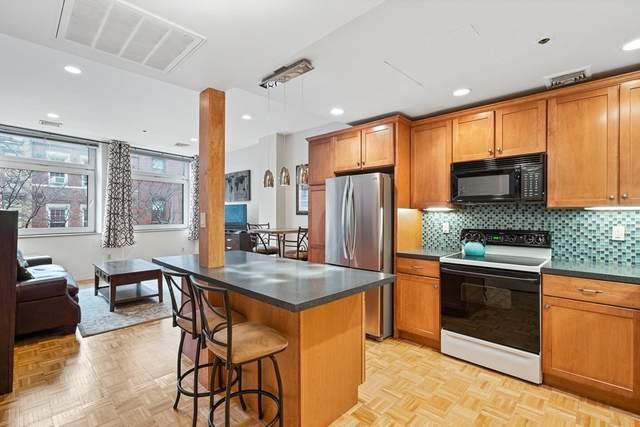300 Commercial St #309, Boston, MA 02109 (MLS #72828514) :: Westcott Properties