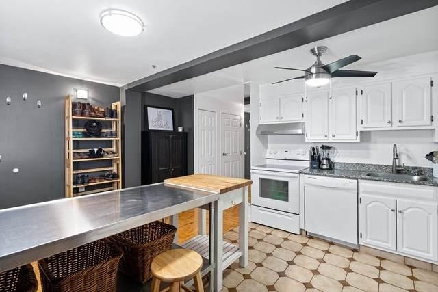 357 Commercial Street #321, Boston, MA 02109 (MLS #72828548) :: Westcott Properties