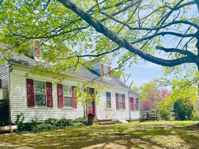 20 Center St, Dennis, MA 02639 (MLS #72828565) :: Kinlin Grover Real Estate