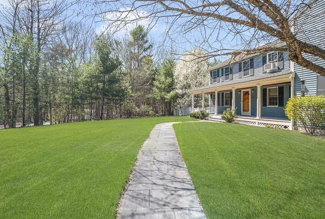 26 Maple St, Norfolk, MA 02056 (MLS #72828580) :: Conway Cityside