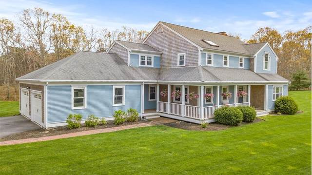 1 Lisa Ln, Sandwich, MA 02537 (MLS #72828607) :: Kinlin Grover Real Estate