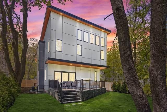 74 Circuit Ave #74, Newton, MA 02461 (MLS #72828619) :: Boston Area Home Click