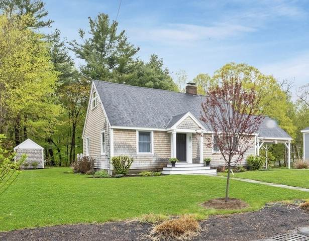 4 Eddell Avenue, Wenham, MA 01984 (MLS #72828631) :: Kinlin Grover Real Estate