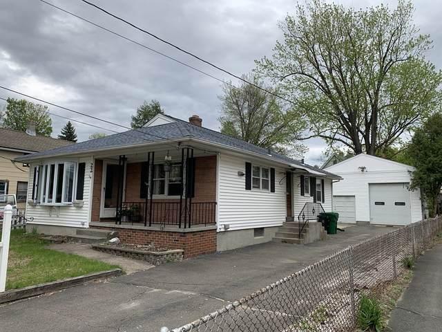 22 E Street Avenue, Chicopee, MA 01020 (MLS #72828636) :: Westcott Properties