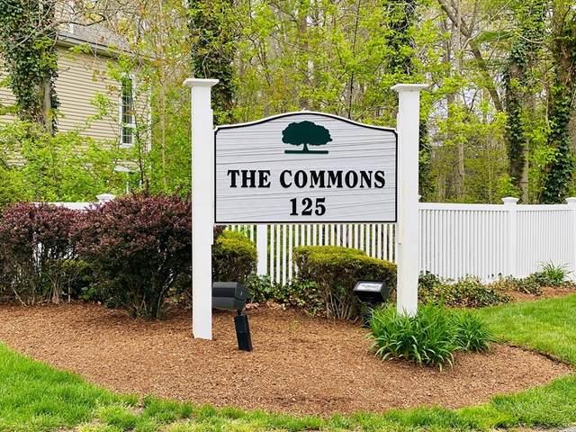 125 Highland Street #303, Taunton, MA 02780 (MLS #72828653) :: Westcott Properties