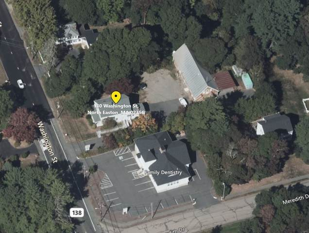 130 Washington St, Easton, MA 02356 (MLS #72828679) :: Westcott Properties