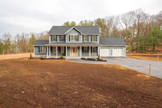 Lot 2 New Braintree, Rutland, MA 01543 (MLS #72828701) :: Zack Harwood Real Estate | Berkshire Hathaway HomeServices Warren Residential