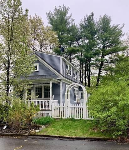 2 Princeton Ave #0, Andover, MA 01810 (MLS #72828706) :: Kinlin Grover Real Estate