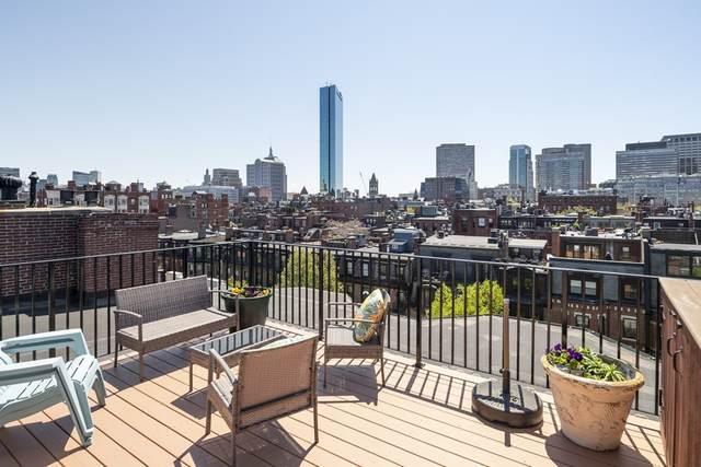 314 Beacon St Ph, Boston, MA 02116 (MLS #72828711) :: Westcott Properties