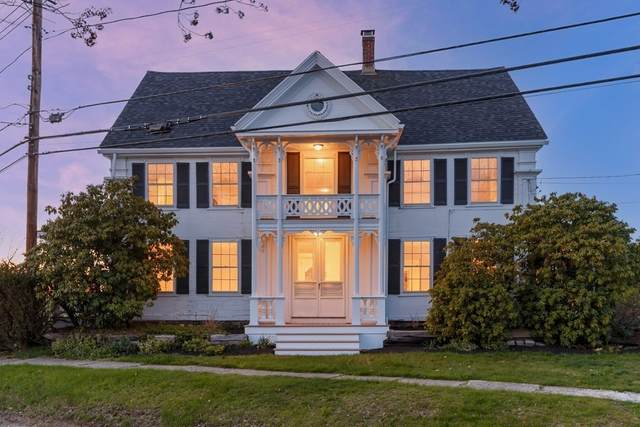 201 Lions Mouth Road, Amesbury, MA 01913 (MLS #72828722) :: Kinlin Grover Real Estate