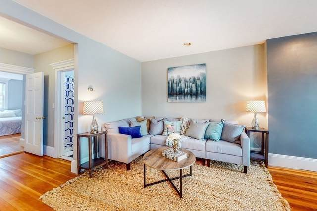 11-A Swallow St #2, Boston, MA 02127 (MLS #72828780) :: EXIT Cape Realty