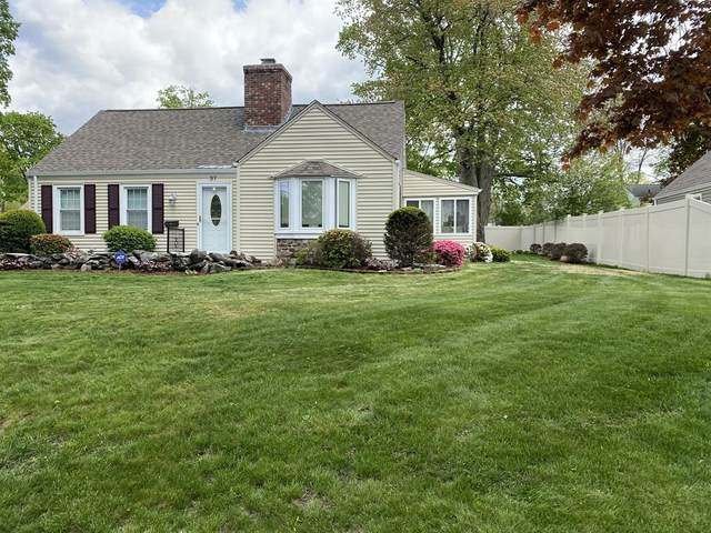 37 Pilgrim Road, Springfield, MA 01118 (MLS #72828786) :: Spectrum Real Estate Consultants