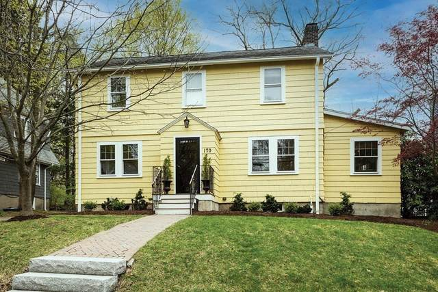 170 Oliver Rd, Newton, MA 02468 (MLS #72828850) :: Spectrum Real Estate Consultants