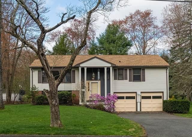 154 Brookwood Drive, Longmeadow, MA 01106 (MLS #72828962) :: NRG Real Estate Services, Inc.