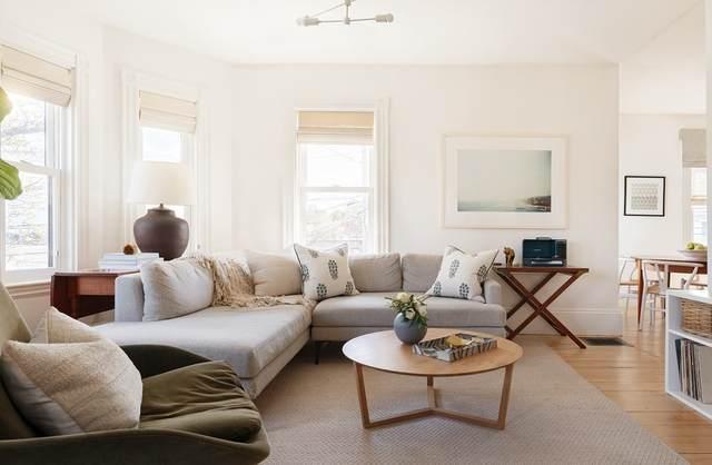80 Holland Street #2, Somerville, MA 02144 (MLS #72829010) :: Boston Area Home Click