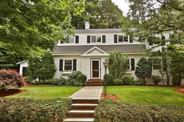 12 Avondale Road, Newton, MA 02459 (MLS #72829129) :: Welchman Real Estate Group