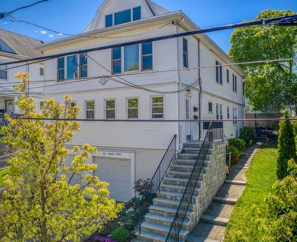 114 Ten Hills Road #1, Somerville, MA 02145 (MLS #72829141) :: Spectrum Real Estate Consultants