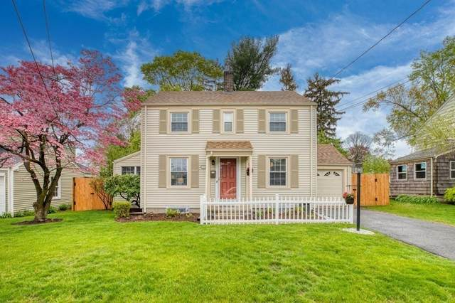 127 Harmon Ave, Springfield, MA 01118 (MLS #72829146) :: Spectrum Real Estate Consultants