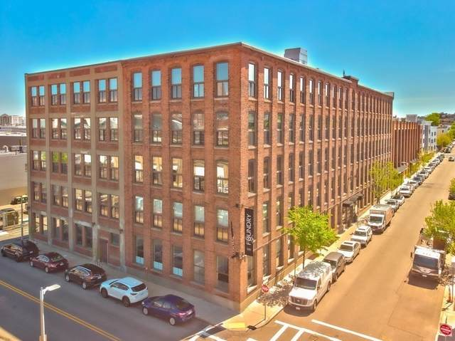 314-330 W 2Nd St #308, Boston, MA 02127 (MLS #72829176) :: EXIT Cape Realty