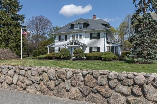 724 Salem St, Lynnfield, MA 01940 (MLS #72829183) :: East Group, Engel & Völkers