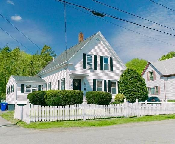 23 Albion Street, Rockland, MA 02370 (MLS #72829203) :: Parrott Realty Group